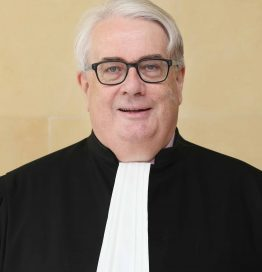 The Hon. Mr. Justice Frank Clarke